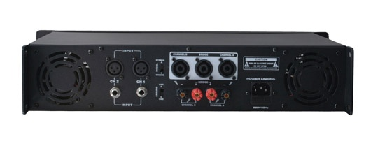 2U Professional Power Amplifier (180W/ 240W)