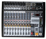 14 channel Audio Mixer with USB interface