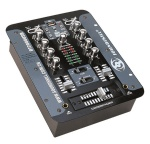 2 channel  Small DJ Mixer with USB