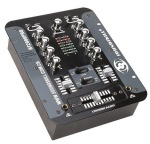 2 channel  Small DJ Mixer