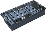 4 channel DJ Mixer with 6 effects